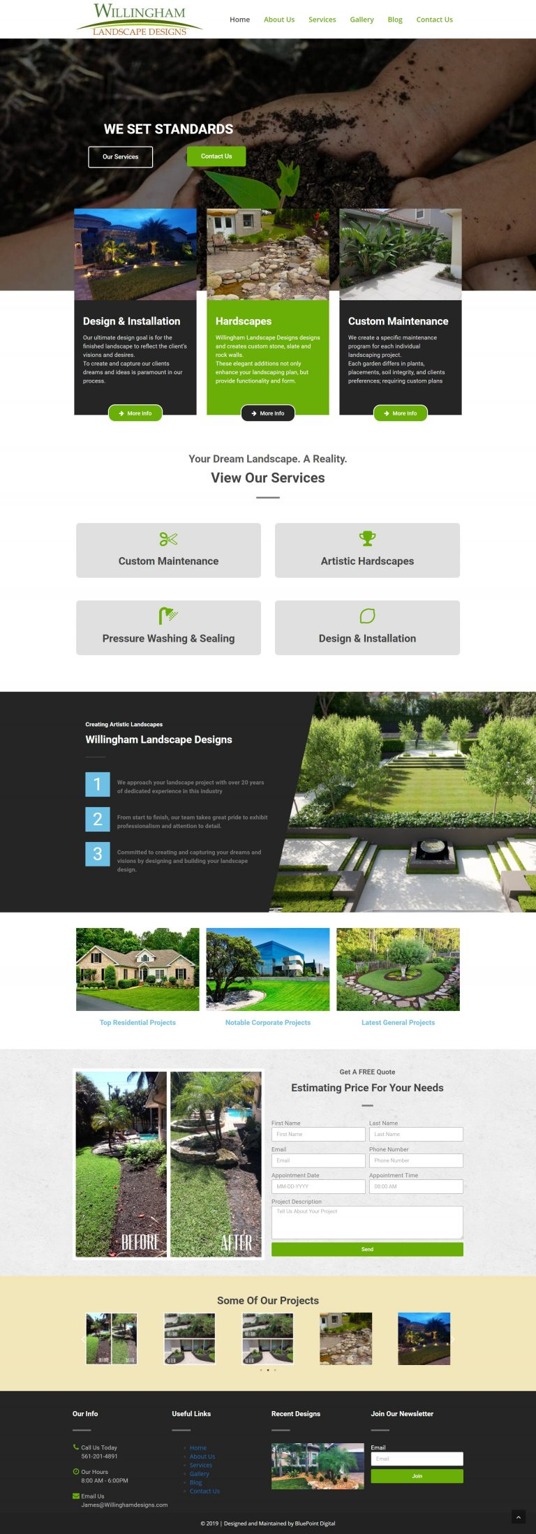 Willingham Landscape Design