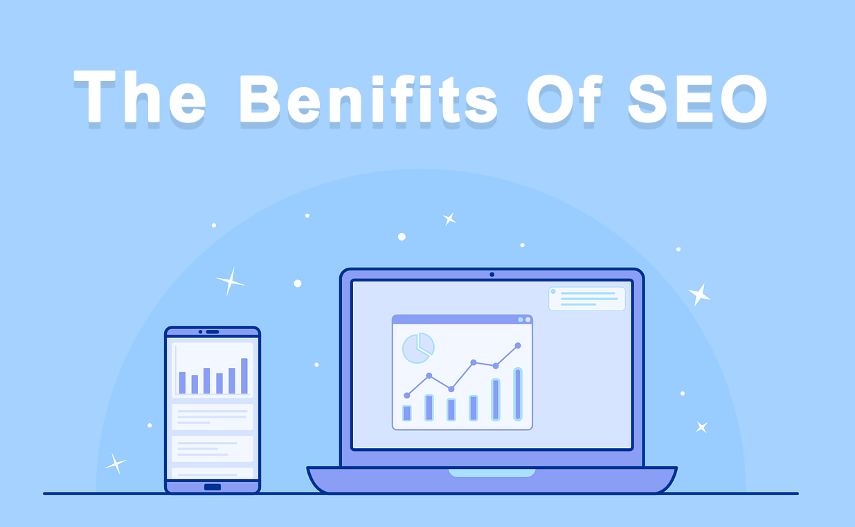 Image result for Benefits of SEO